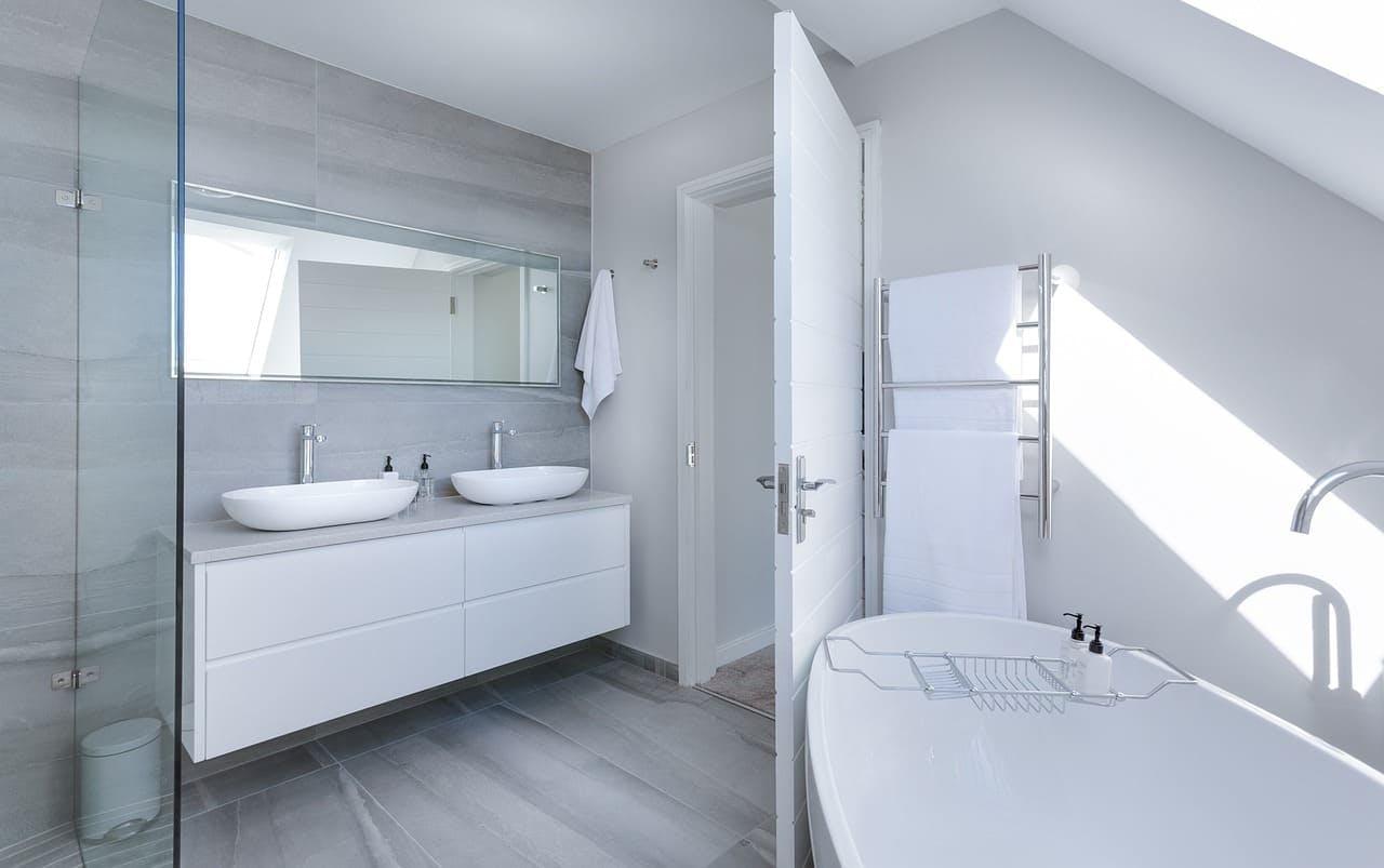 機能も追加する浴室リフォーム